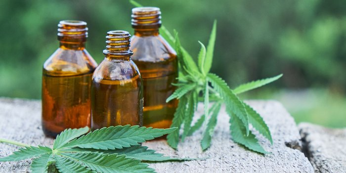 utilisations de l'huile de CBD legal